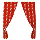 Liverpool FC. Curtains - - 66