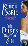 img - for The Duke's Night of Sin book / textbook / text book