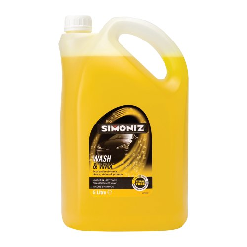 Simoniz Wash and Wax 5L