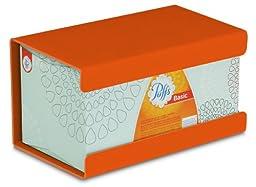TrippNT 51255 Plastic Wall Mountable Kleenex Box Holder, 9-1/2\