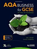 img - for Aqa Business for Gcse: Setting Up a Business book / textbook / text book