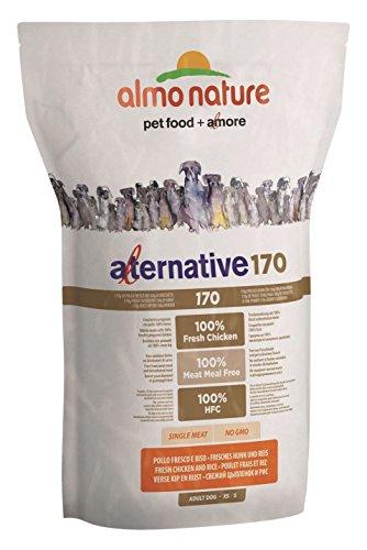 Almo Alternative Cane Taglia Extra Piccola, Pollo e Riso Kg.3,750