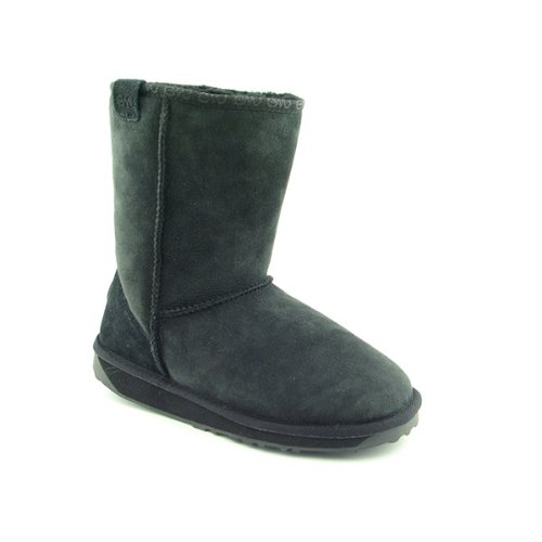 Emu Stinger Lo Womens Boots [W10002-BLK] Black
