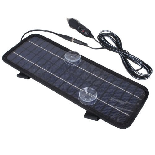Nextrox® Powerful New 12V 4.5W Portable Solar Panel Battery Charger Car Boat