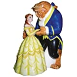 Disney Beauty And The Beast Dancing Salt & Pepper Condiment Shakers