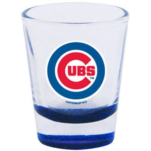 Chicago Cubs Shot Glass Cubs Shot Glass Cubs Shot