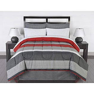 Red Bed Comforters