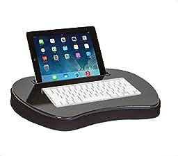 Sofia + Sam Mini Memory Foam Lap Desk with Tablet Slot