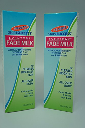 Skin Success Eventone Fade Milk With Vitamin C And E And Alpha Hydroxy And Sunscreen - 8.5 Fluid Ounces6 (Pack Of 2)