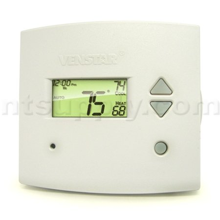 Venstar Slimline Programmable MultiStage Commercial Thermostat - T2900 at Sears.com