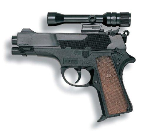 Edison 219/24 – Pistola, 13 colpi, plastica, 18 cm