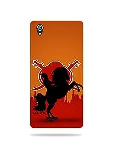 alDivo Premium Quality Printed Mobile Back Cover For Lava Iris 800 / Lava Iris 800 Back Case Cover (MKD267)