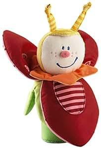 HABA Trixie Beetle Soft Rattle