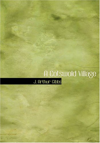 A Cotswold Village