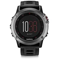 Garmin fenix 3 Multisport Training GPS Watch with Heart Rate Monitor - Refurbished