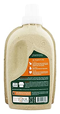 Seventh Generation - Natural 4X Concentrated Liquid Laundry Detergent Geranium