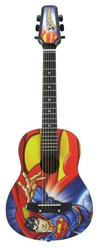 Peavey 03020650 Dc Superman 1/2 Size Acoustic Guitar