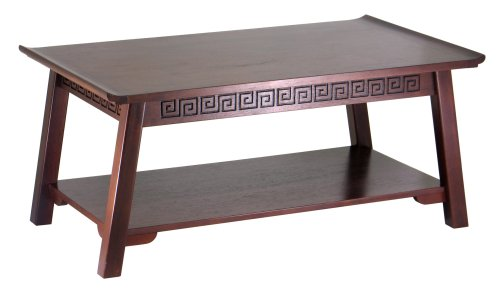 Winsome Wood Chinois Coffee Table