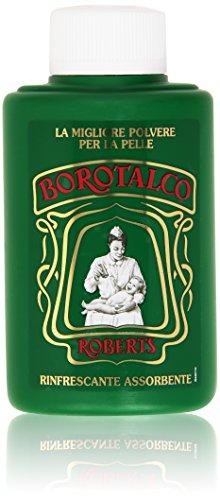 Borotalco - Polvere per la Pelle, Rinfrescante, Assorbente - 100 g