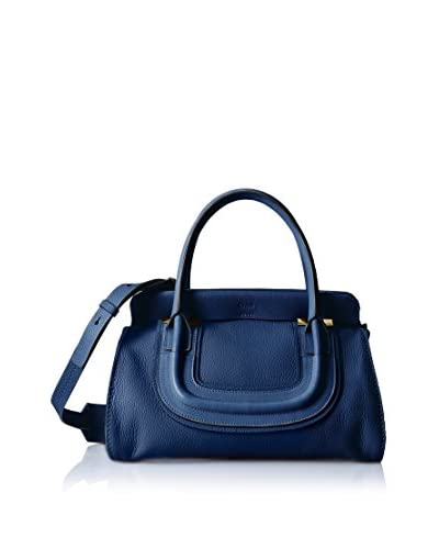 Chloé Women's Everston Handbag, Factory Blue