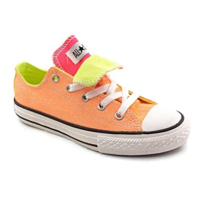 Converse all star new shoes double tongue low for Converse all star amazon