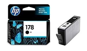 HP 純正 インクカートリッジ HP178 黒 CB316HJ
