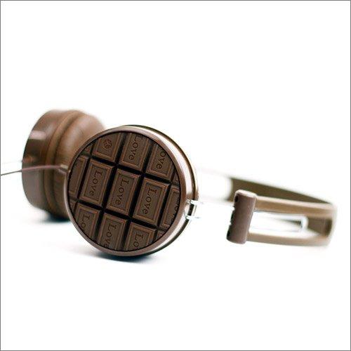 チョコヘッドホンの写真02。おしゃれなヘッドホンをおすすめ-HEADMAN(ヘッドマン)-