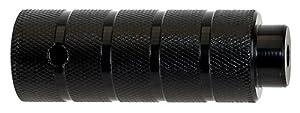 Ventura Steel Axle Pegs (Pair), Black