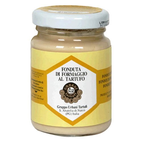 Urbani Sauce, Cheese Fondue, 3.5-Ounce Jar