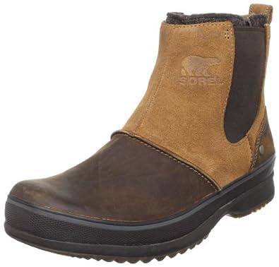 Sorel Men's Ellesmere Felt Collar Boot