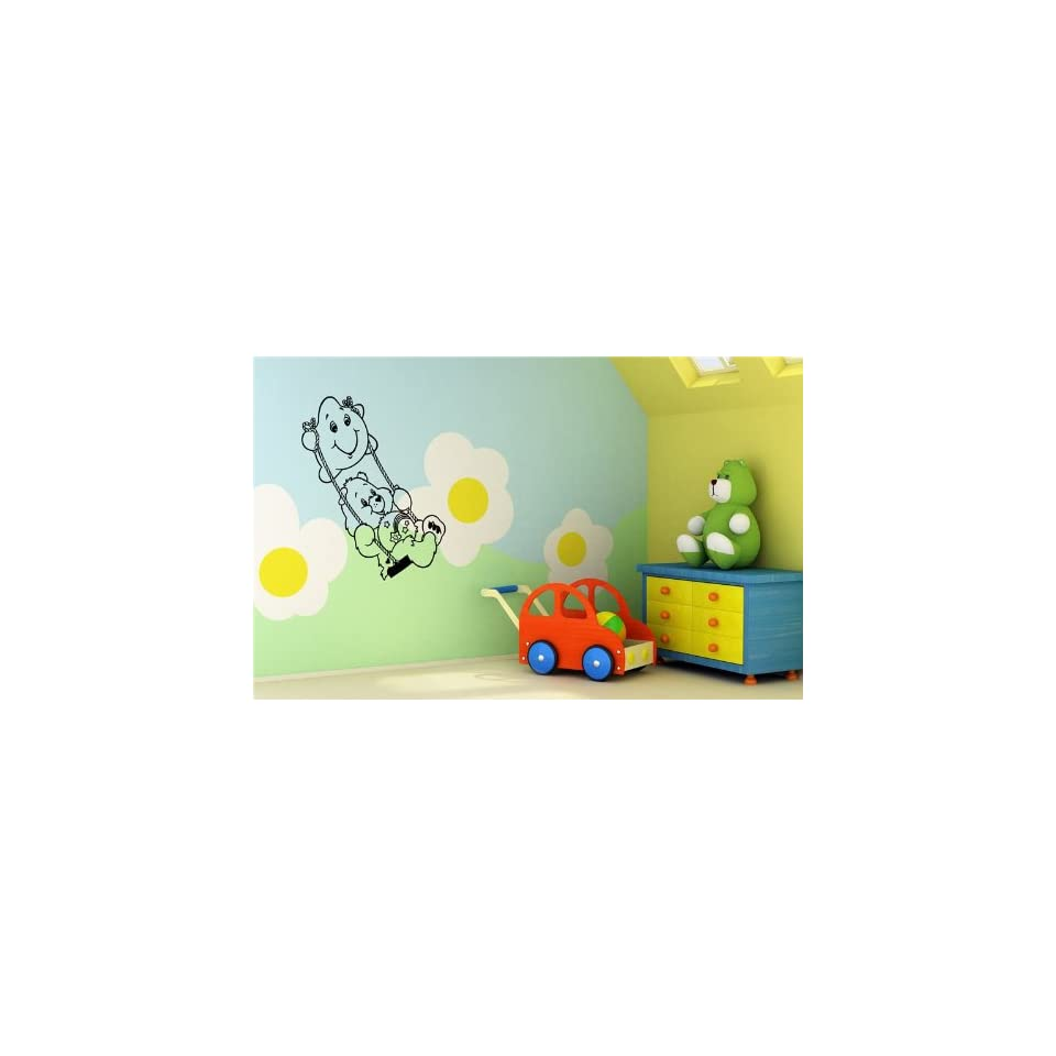 Care Bears Wall Mural Vinyl Sticker Kids Room S. 1628