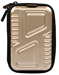 SmartFish [ARMOUR] Hard Disk Case (Gold)