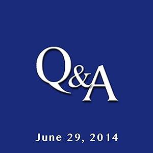 C-SPAN Q & A: Daniel Schulman | [Brian Lamb]