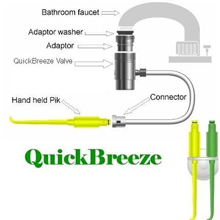 QuickBreeze - Dental Oral Irrigator