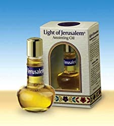 Bible Gift - Perfumed Anointing Oil - Anointing Oil 8ml