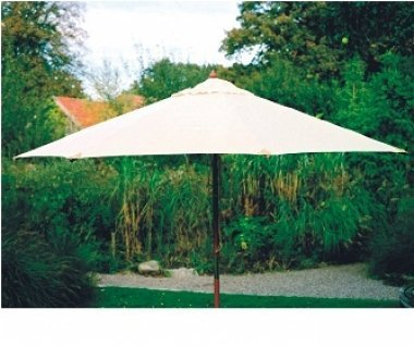 Calypso taupe, Sonnenschirm günstig online kaufen