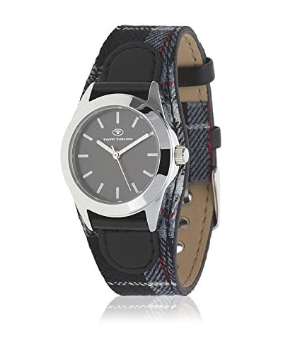 TOM TAILOR Reloj de cuarzo 5408002 Negro 28 mm