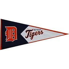 Buy Winning Streak: Detroit Tigers Classic Pennant by Winning Streak