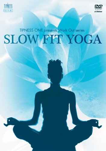 TIPNESS presents Work Out series SLOW FIT YOGA~美しい姿勢作りで理想ボディに [DVD]