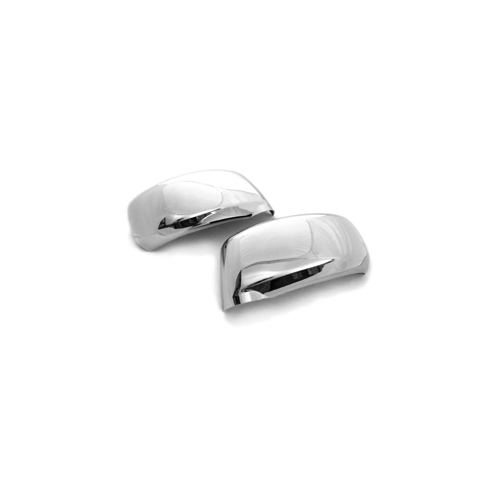 Chrome Side Door Mirror Cover Trims Moulding for 05 10 Nissan Versa Tiida Latio Brand NEW On Sale 2005 2006 2007 2008 2009 2010