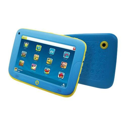 "Computer King Technology Muffin Kinder 7 Blue Kid'S 7"" Tablet front-552899"