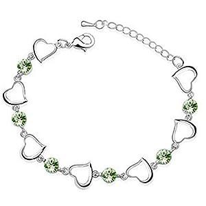 Austrian Crystal Elegant Bracelet Super Star High Grade Style