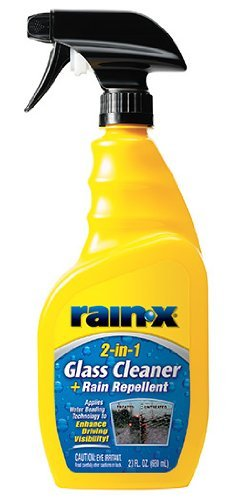 Rain-X 5071268 2-in-1 Glass Cleaner and Rain Repellant - 23 oz., 2- Pack (Rain X 2 In 1 compare prices)