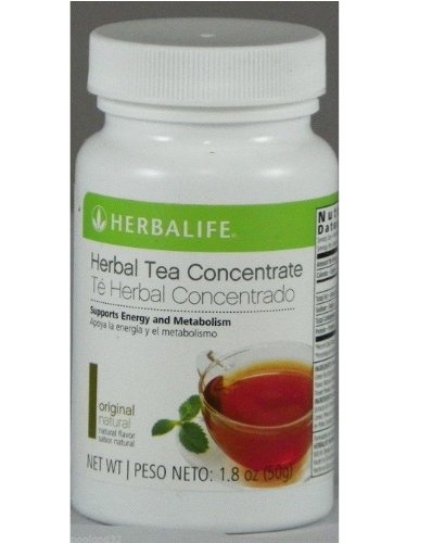 Herbalife Tea Concentrate Original Flavor 1.8Oz