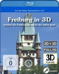 Freiburg in 3D (Film, Blu-ray 2D und 3D)