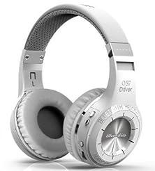 buy Bluedio Ht (Shooting Brake) Wireless Bluetooth 4.1 Stereo Headphones (Blue Black Red White) (White)