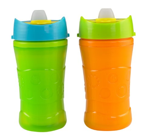 Fisher-Price 2 Count 3-in-1 Spout Sippy Cup - 1