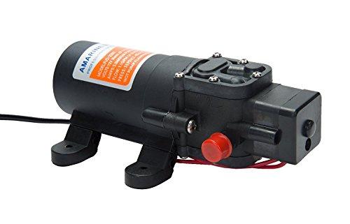 Amarine-made 12v Water Pressure Diaphragm Pump 4.3 L/min 1.1 GPM 35 PSI - Caravan/rv/boat/marine (Rv Camper Water Pump compare prices)