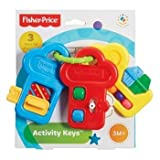 Fisher Price - Activity Keys