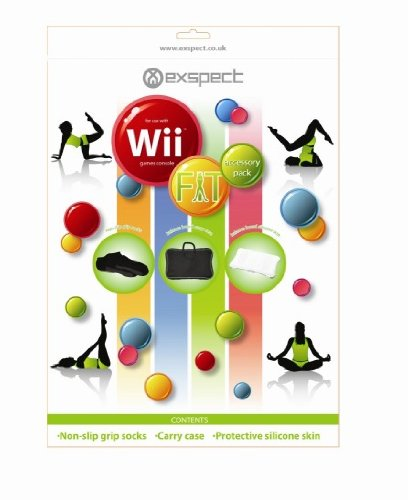 NINTENDO WII FIT ACCESSORY PACK W/ BAG